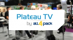 Plateau TV ALL4PACK