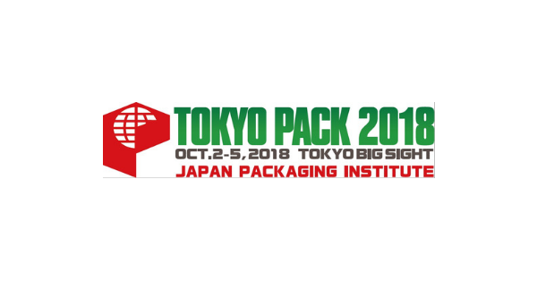 About the packaging event Tokyo Pack